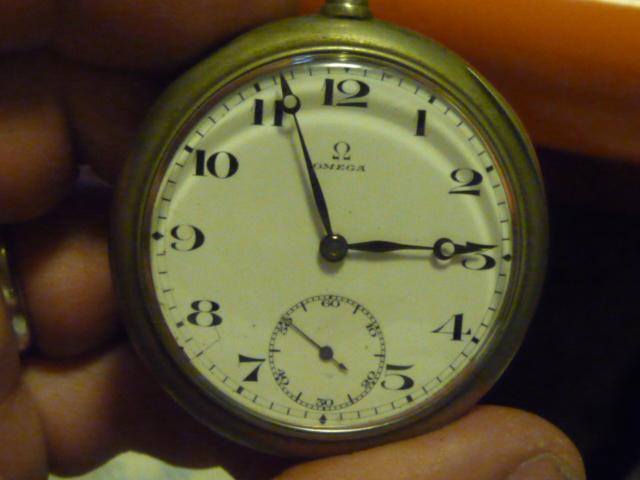 orologio cipolla omega